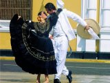 Marinera Nortena, dans popular peruvian