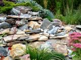 Rolul pietrelor in gradina